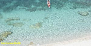 Picture of: The beach of Sansone.. For sporty people!