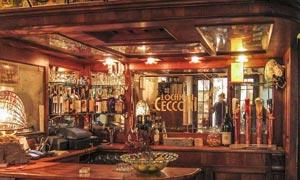 Foto: Famous Local Restaurant Locanda Cecconi