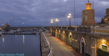 Promenade in Rio Marina