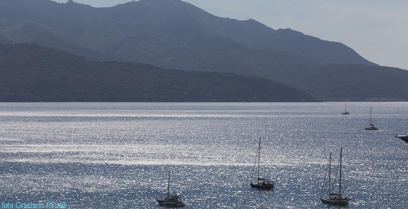 Elba Island, scenic Gulf of Viticcio