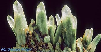 Elba Island, minerals, Italy, Toscana