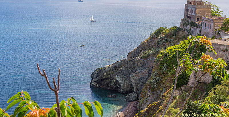 Elba Island, places to visit, Mediterranean sea. Italy, Toscana