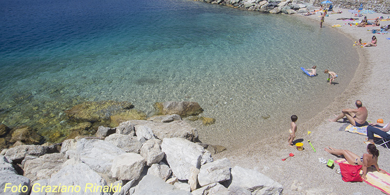 Porto Azzurro, Elba Island, Italy, Mediterranean sea, Holidays, Summer, beach, family holiday