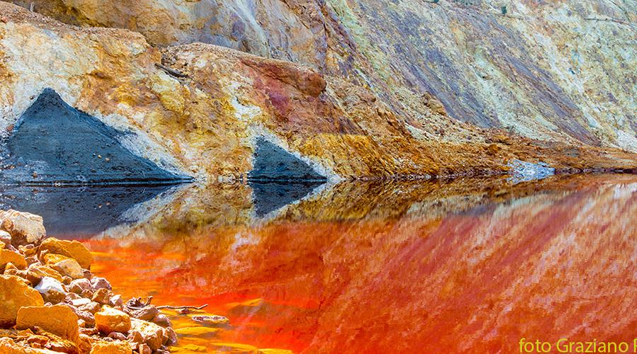 Le Conche, Elba, Rio Marina, Mineral Park